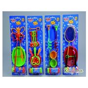 Мыльные пузыри Toy Story лицензия Мыльные пузыри 4 в.,12/144 [7286061] фото