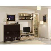 На заказ мебель для гостиных, кухонь из дорогих материалов. фото