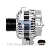 Генератор IVECO , 28V 90A/Mitsubishi: A004TA0594/Iveco 504349338/7.61502 фото