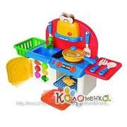"""Детские игровые кухни KIDDIELAND Развивающий центр """"Моя первая кухня"""" [KID 041194] фото"""