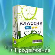 """Создать интернет-магазин, премиум-пакет """"Классик + Продвижение"""""""