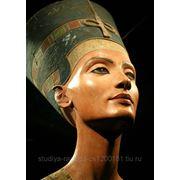Коррекция лица - египетский массаж фото