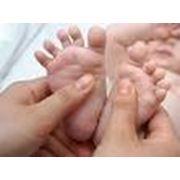Массаж детский поясничного отдела, голеней, стоп (при плоскостопии) фото