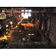 Услуги литейного цеха, изготовление отливок из износостойких сплавов, термообработка и дробеочистка литья фото