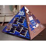 Календарик-пирамидка фото