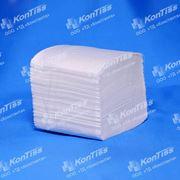 Туалетная бумага в листах KonTiss ТДК-1-2 ЛТБ 2 слойная 250 листов целлюлоза фото