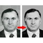 Качественная реставрация фотографий любой сложности фото