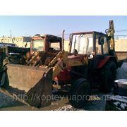 Фронтальный погрузчик БОРЭКС (067) 320-84-83 Днепропетровск фото