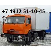КАМАЗ Рефрижератор 10 тонн фото