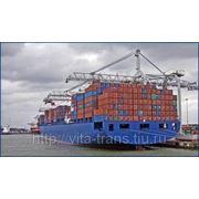Поставка международных грузов фото