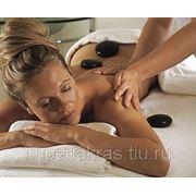 Стоун-массаж (Японская техника Sabai)