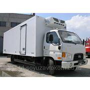 Ремонт грузовых автомобилей на шасси HYUNDAI HD-65, HD-78, HD-120 фото