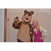 Аниматоры Маша и Медведь на детский праздник в Волгограде! фото
