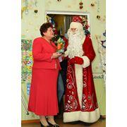 Вызов Деда Мороза и Снегурочки в школу фото