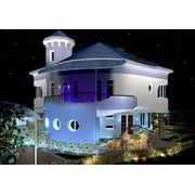 Проектирование освещения (светодизайн, дизайн освещения) фото