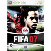 FIFA 07 для xbox 360 фото