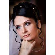 Профессинальный свадебный визаж фото
