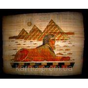 Оформление папирусов фото