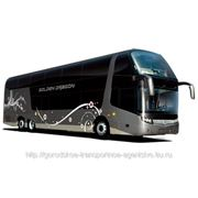 Аренда автобус Golden Dragon фото