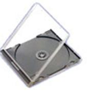 Прозрачные пластиковые CD боксы фото