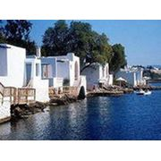 """Греция о.Крит отель """"Minos Beach Art Hotel"""" фото"""