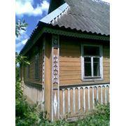 Дом-хутор у озера фото