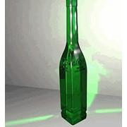 Бутылки стеклянные винные 525 мл фото
