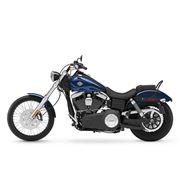 Harley-Davidson® Dyna® Wide Glide® FXDWG 2013 фото