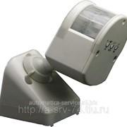 Датчик движения, угол 200 градусов, радиус 12 м, монтаж на стену или потолок DM BRA 001