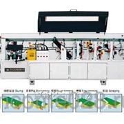 Кромкооблицовочный станок с автоматической подачей BJF450 фото