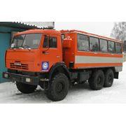 Автобус вахтовый 4208 КАМАЗ 43114 фото