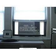 Установка бытового кондиционера оконного типа фото