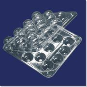 Пластмассовые лотки для яиц фото