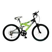 """Велосипед Comanche INDIGO DS 15"""" (24"""") фото"""