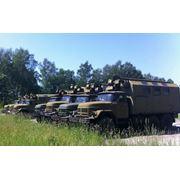 Автомобили грузовые. ЗИЛ-131 армейский купить в Украине. Машины с военной консервации. фото