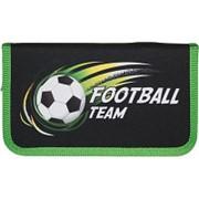 Пенал №1 School Football team односекц. 190x110, ткань, ПК 3-20 фото