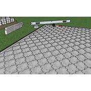Качественная укладка тротуарной плитки и брусчатки. фото