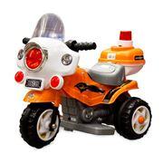Мотоцикл эл. Мото оранж71х38х58 см