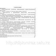 Дипломная работа по анализу инвестиционных проектов КазМунайГаз фото