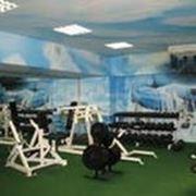 Тренажерный зал фото