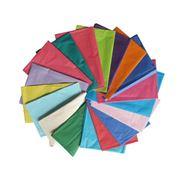 Цветные салфетки фото