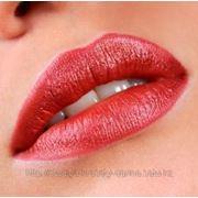Перманентный макияж губ(растушевка) фото