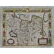 Антикварные географические карты фото