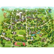 Карты иллюстрированные фото