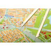 Географические карты фото
