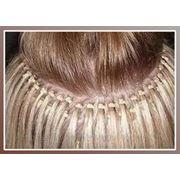 Наращивание волос RING STAR фото