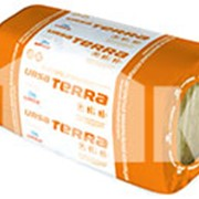 Минеральная тепло- и звукоизоляция URSA TERRA фото