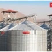 Зернохранилище с плоским дном 1622 фото