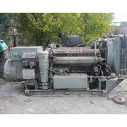 Дизель 1Д12 с генератором 200кВт фото
