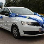 Аренда прокат Skoda Rapid в Челябинске фото
